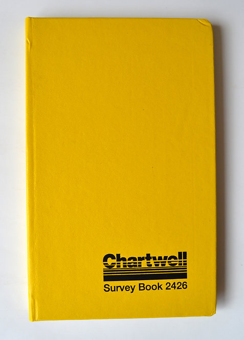 Chartwell 2426 Collimation Book