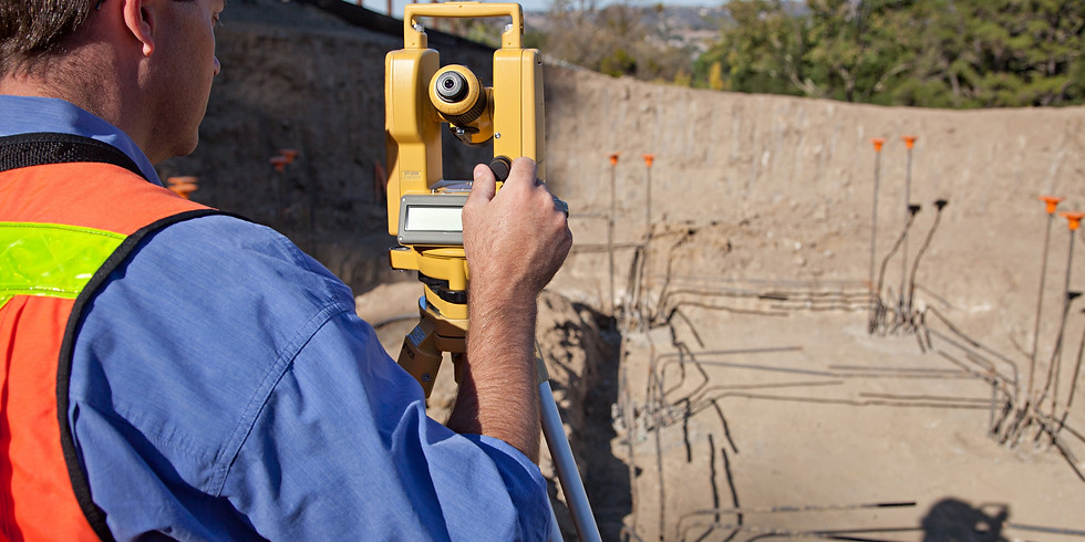 RSTC/9 - Total Station & Setting Out