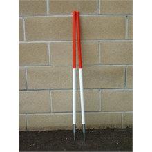 Nedo 1m Sectional Range Pole (one section 1m)
