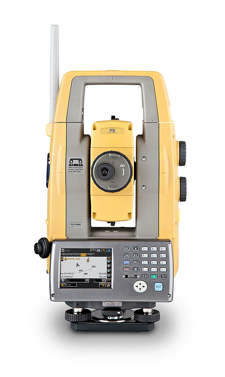 Topcon PS-105 Robotic Total Station