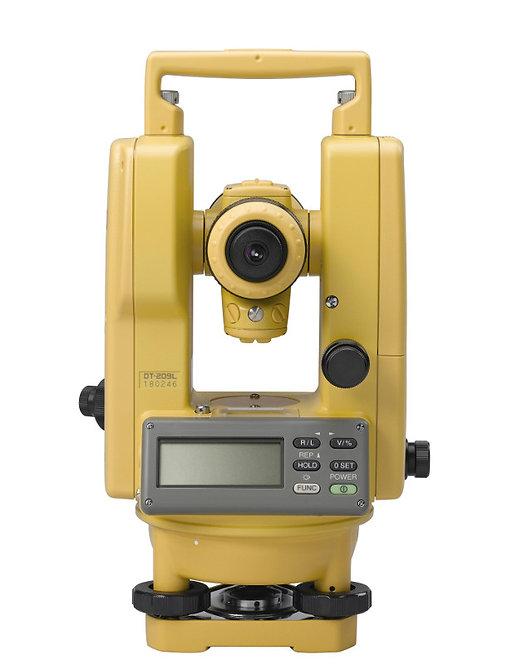 Topcon DT-205 Digital Theodolite