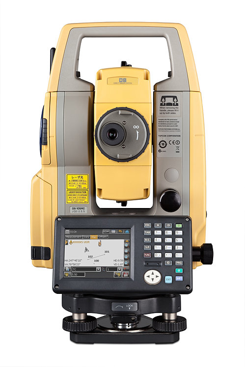 Topcon DS-103AC Direct Aiming Total Station