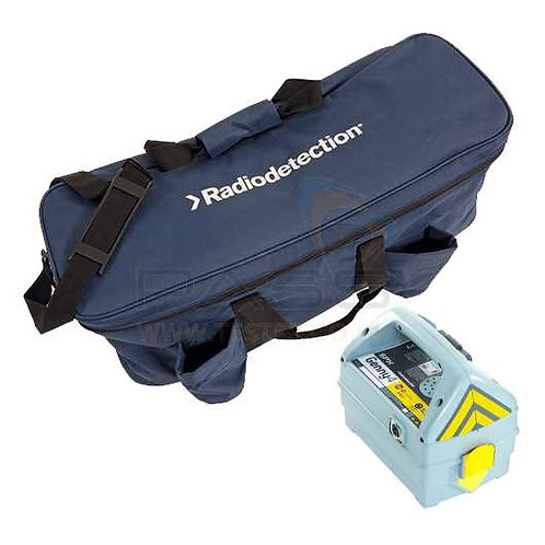 Radiodetection Genny4 Signal Generator & Soft Carrying Bag Pack