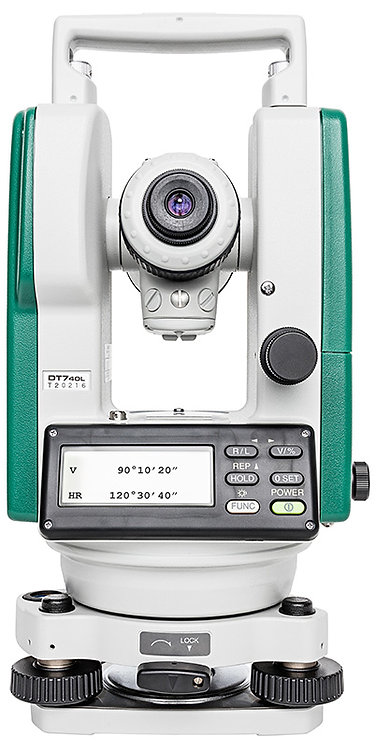 Sokkia DT540L Laser Digital Theodolite