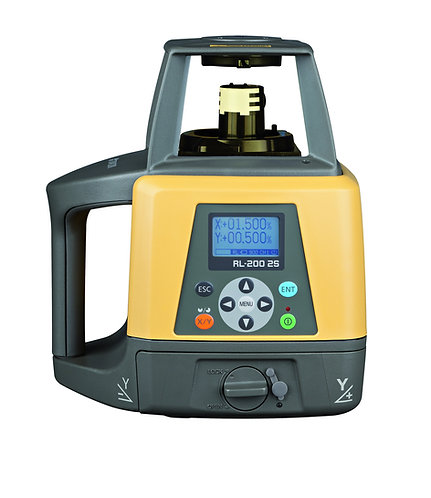 Topcon RL-200 2S Slope Laser with LS-80L Receiver