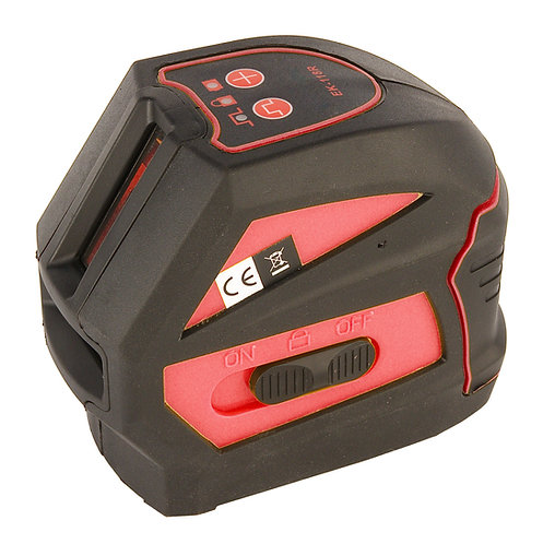 Proline GP118R Cross Line Laser Level