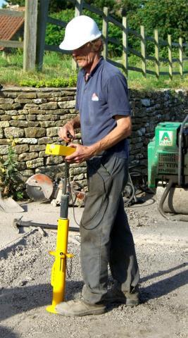 SDi Classic 4.5kg Clegg Hammer: Impact Soil Tester Type CIST/882