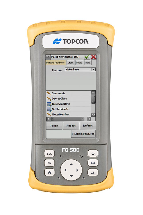 Topcon FC-500 Field Controller