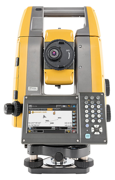 Topcon GT-1003 Robotic Total Station