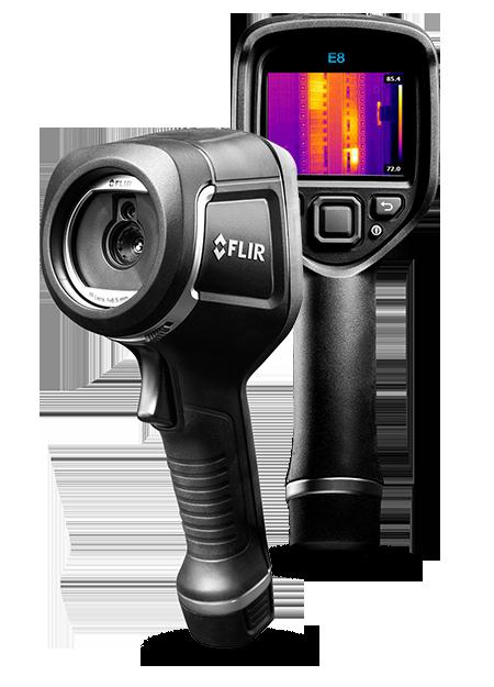 FLIR E8 Infrared Camera with MSX®