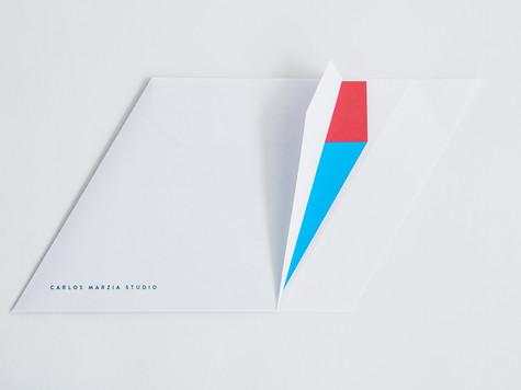 Carlos Marzia Studio Envelope
