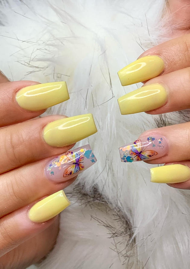 KB nails by karla