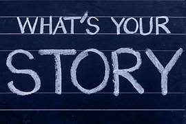 Hvem har brug for din historie?