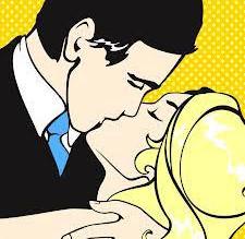 Det første kys - challenge #4