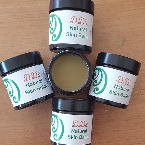 D.D's Natural Skin Balm 30mls