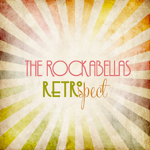 The Rockabellas album - RETROspect