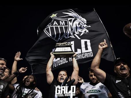 Galo Futebol Americano completa três anos de história