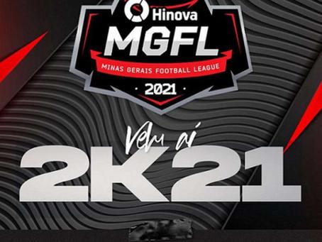 MGFL: Galo FA conhece seu primeiro adversário