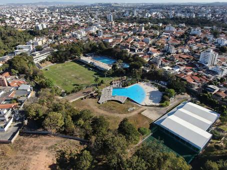 Conhecendo o terreno: Galo FA pratica jogo-treino na Vila Olímpica