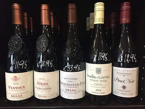 French South West Wine