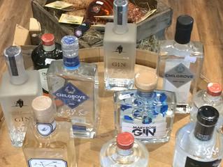 Gin selection for Christmas!!!!