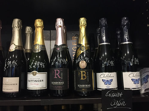 Sparkling Selection