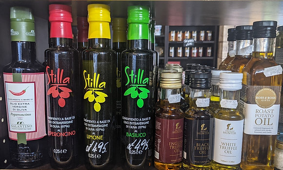 Olive Oils, Tapenades and Sauces