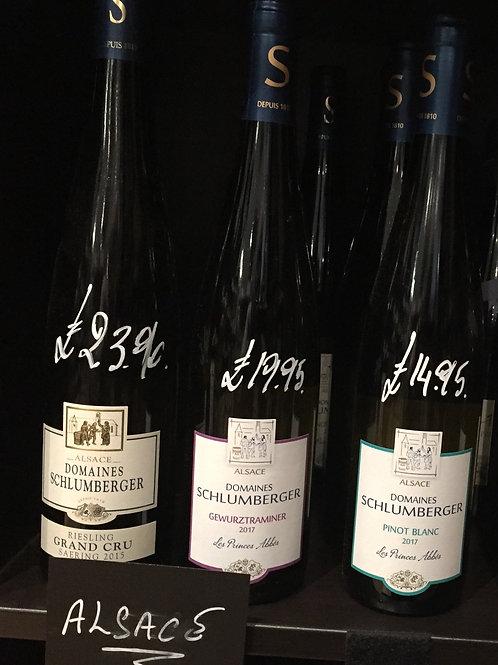 Alsace White Wine