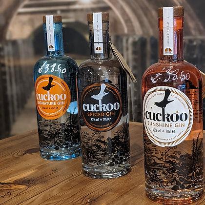 Cuckoo Lancashire Gin