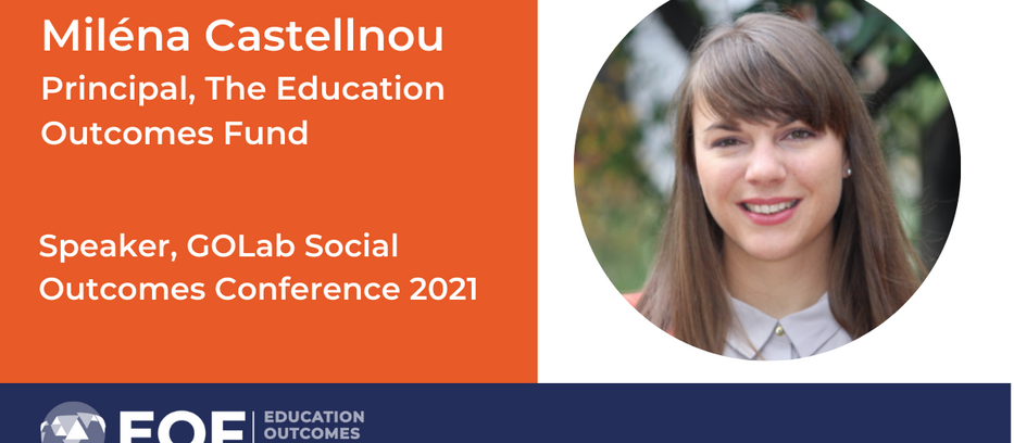 Designing Programs to Succeed: EOF at the Social Outcomes Conference 2021