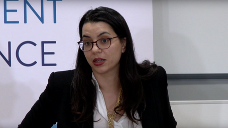 Oxford's Government Outcomes Lab interviews Amel Karboul, EOF CEO