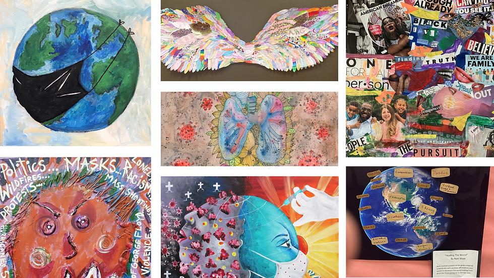 Virtual Art Show Homepage Background (2)