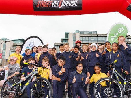 CYCLING FUTURES DELIVERS SCHOOL OUTREACH ACROSS IRELAND