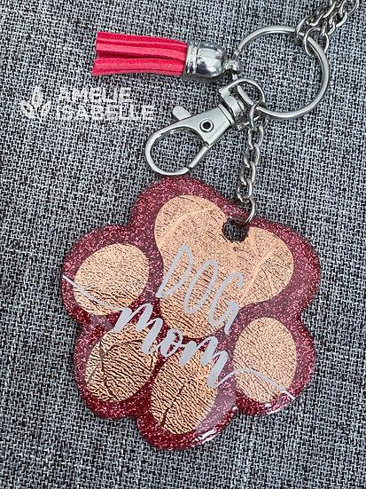 Porte-clés / Dog mom