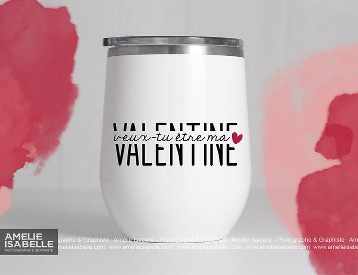 Décalque - Veux-tu être mon/ma valentin(e)?