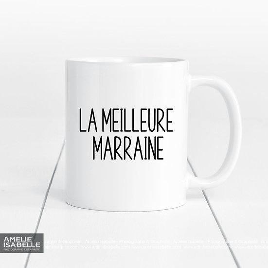 Décalque - La/Le meilleur(e) Marraine/Parrain/Oncle/Maman ou autres!