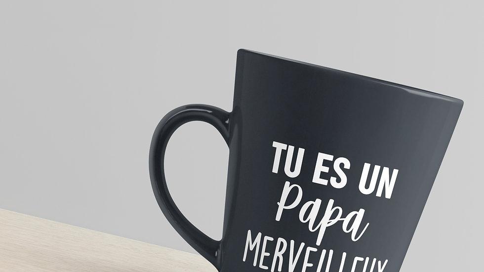Décalque - Tu es un papa/papie/grand-papa merveilleux