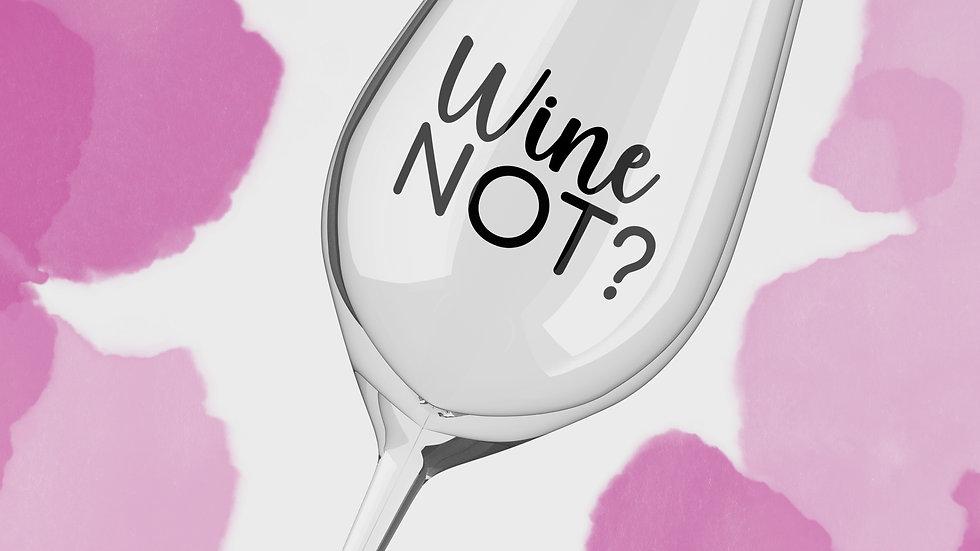 Décalque - Wine not?