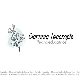 CLARISSA LECOMPTE - PSYCHOÉDUCATRICE