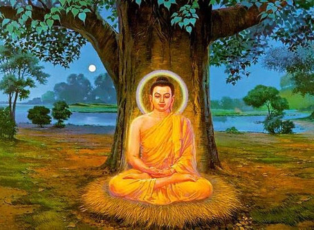 Full Moon in Scorpio Blend - Our Inner Buddha