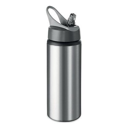 Borraccia Alluminio 600ml - NON INCLUSO nel KIT Emergenza