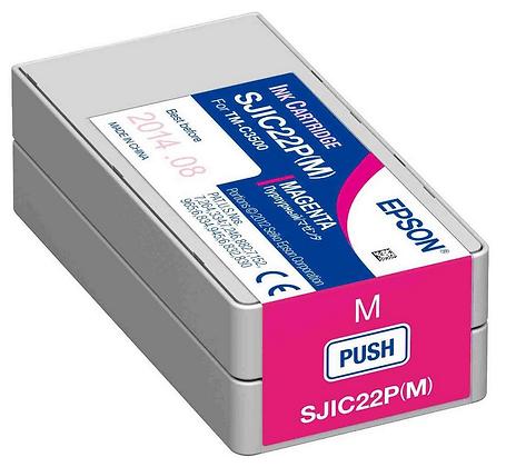 EPSON C3500 Magenta S020603 - SJIC22P (M)