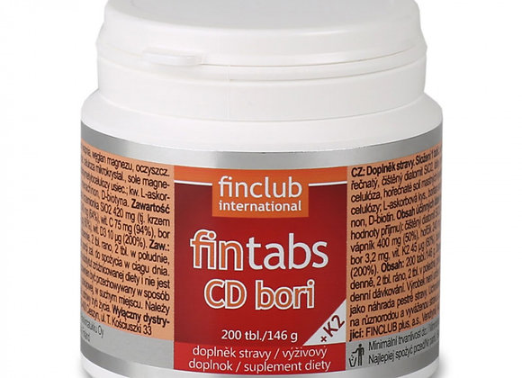 fintabs CD bori + K2