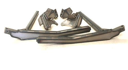 Bare Bones Ford Ranger King Pin Beam Kits
