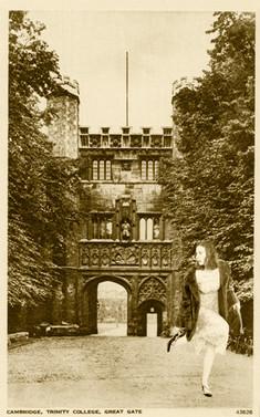 Armchair Traveller - Cambridge Great Gate