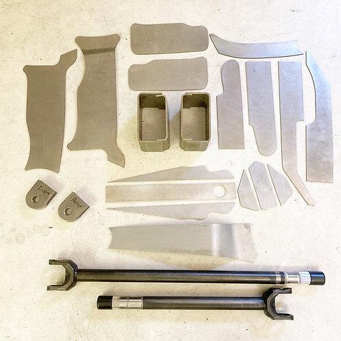 Ultimate  DIY Extended TTB Kit