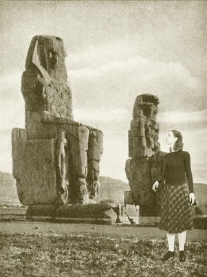 Armchair Traveller - The Colossus of Memnon