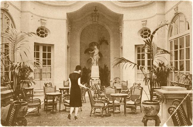 Armchair Traveller - Madrid Hotel Ritz
