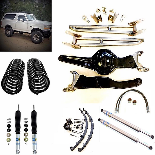 F-150 Suspension Package