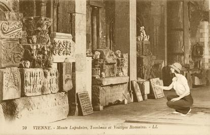 Armchair Traveller - Vienne Musee Lapidaire
